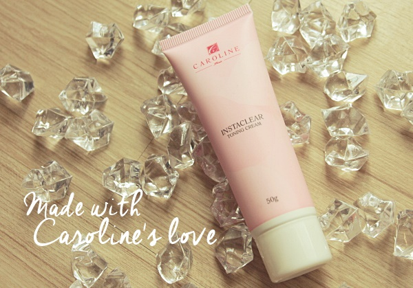 Say Goodbye to Dull-looking Selfies With Caroline InstaClear Toning Cream Favful