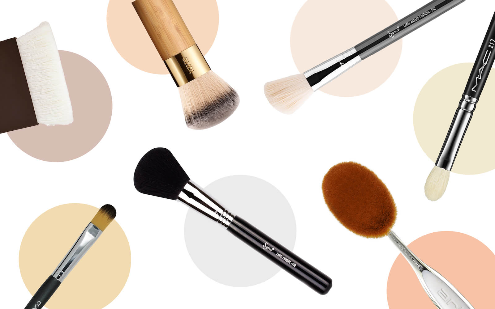 Top 10   makeup brushes
