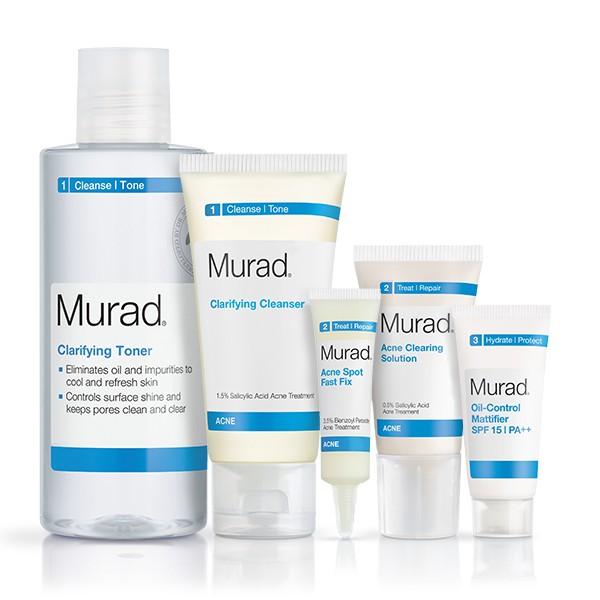 Murad Acne Clearing Kit