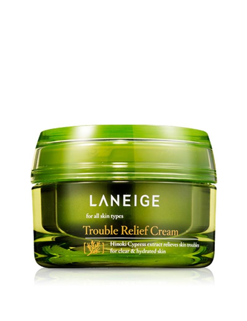 Laneige trouble relief cream 50ml