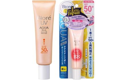 Biore UV Aqua Rich Watery BB SPF 50+ PA+++ 33g