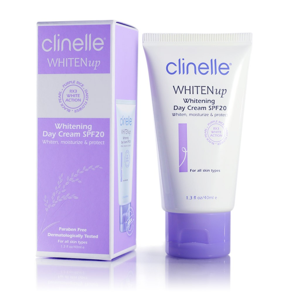 Clinelle Whiten Up Day Cream with SPF20 40ml