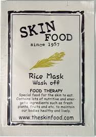 Skin Food Rice Wash Off Mask 100g