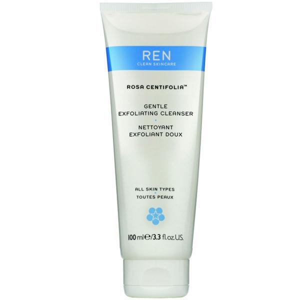 REN - Rosa Centifolia Gentle Exfoliating Cleanser
