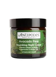 Antipodes Natural Avocado Pear Nourishing Night Cream