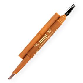 Mille 3D Eye Brow Pencil Waterproof #Light Brown