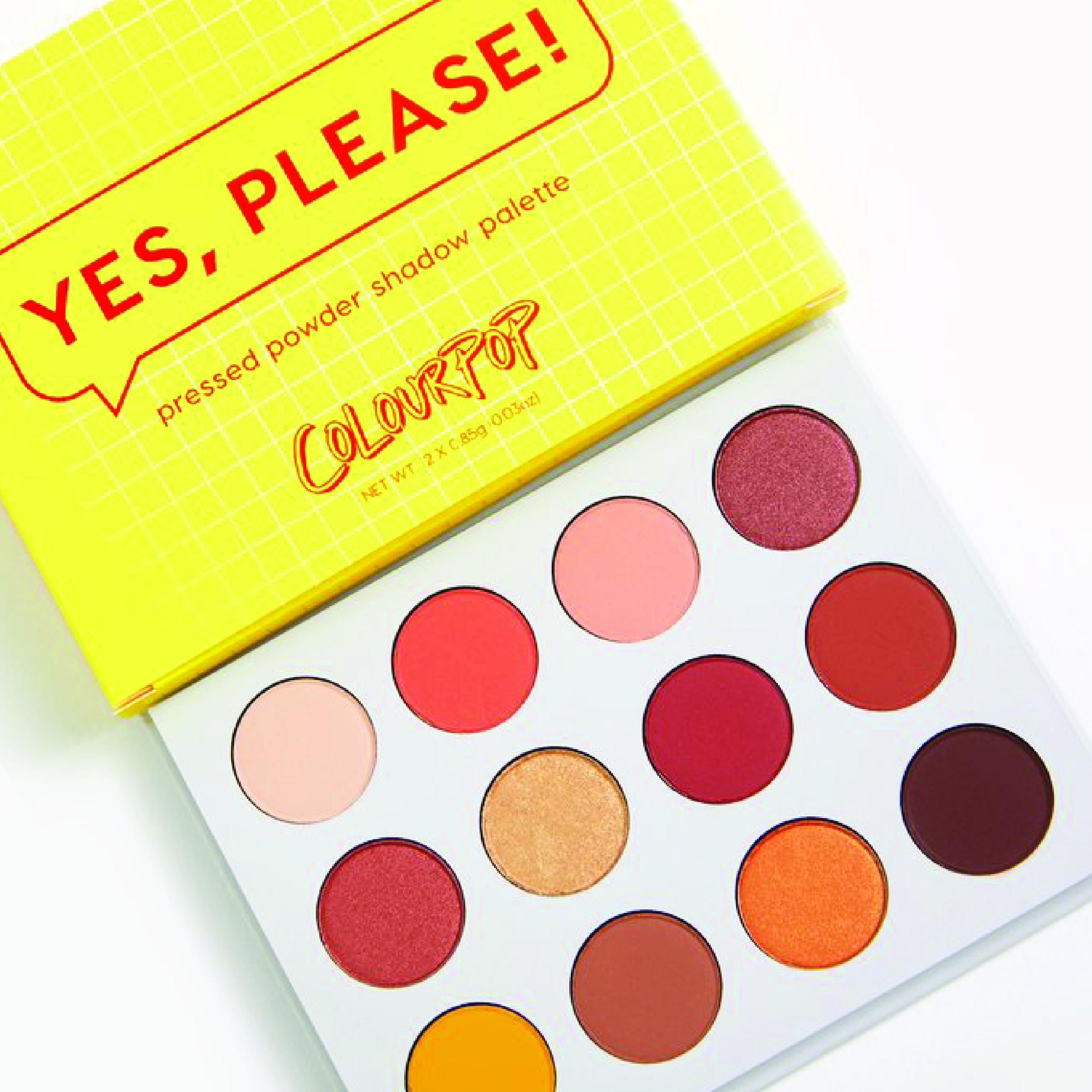 Colourpop Yes, Please!