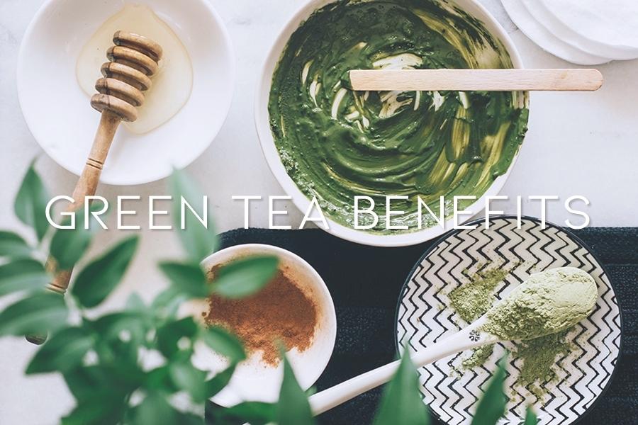 4 Green Tea Hacks for Your Skin Favful