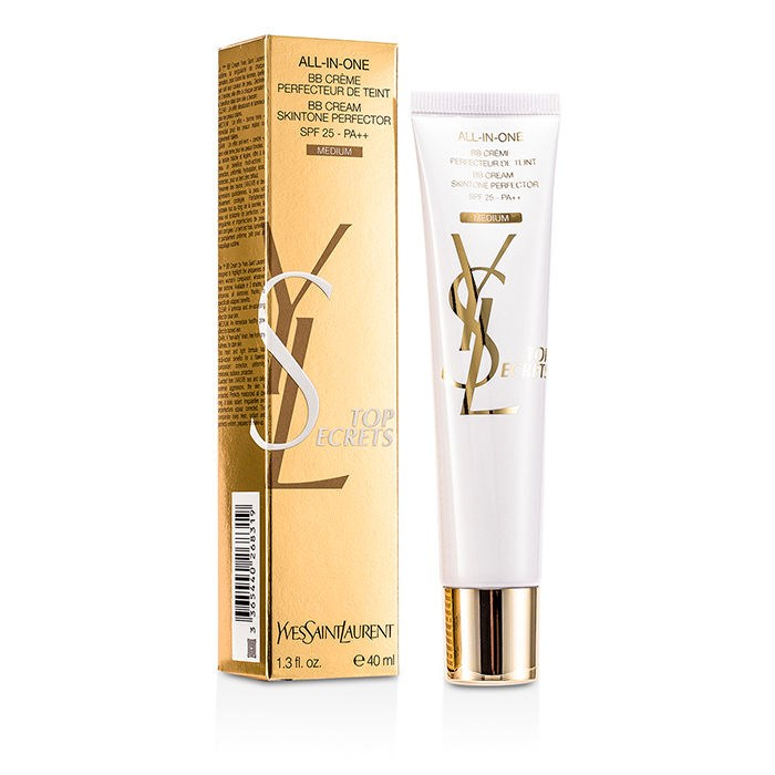 YSL Top Secrets All-In-One BB Cream Skintone Perfector SPF25 Medium