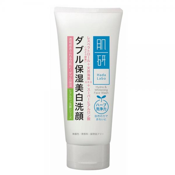 Hada labo   hydra   whitening face wash 100g