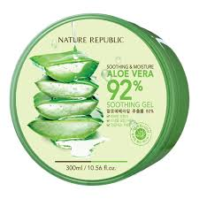 Nature Republic Soothing & Moisture Aloe Vera Soothing Gel