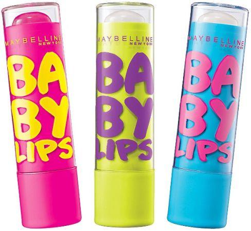 Maybelline Baby Lips Lip Balm