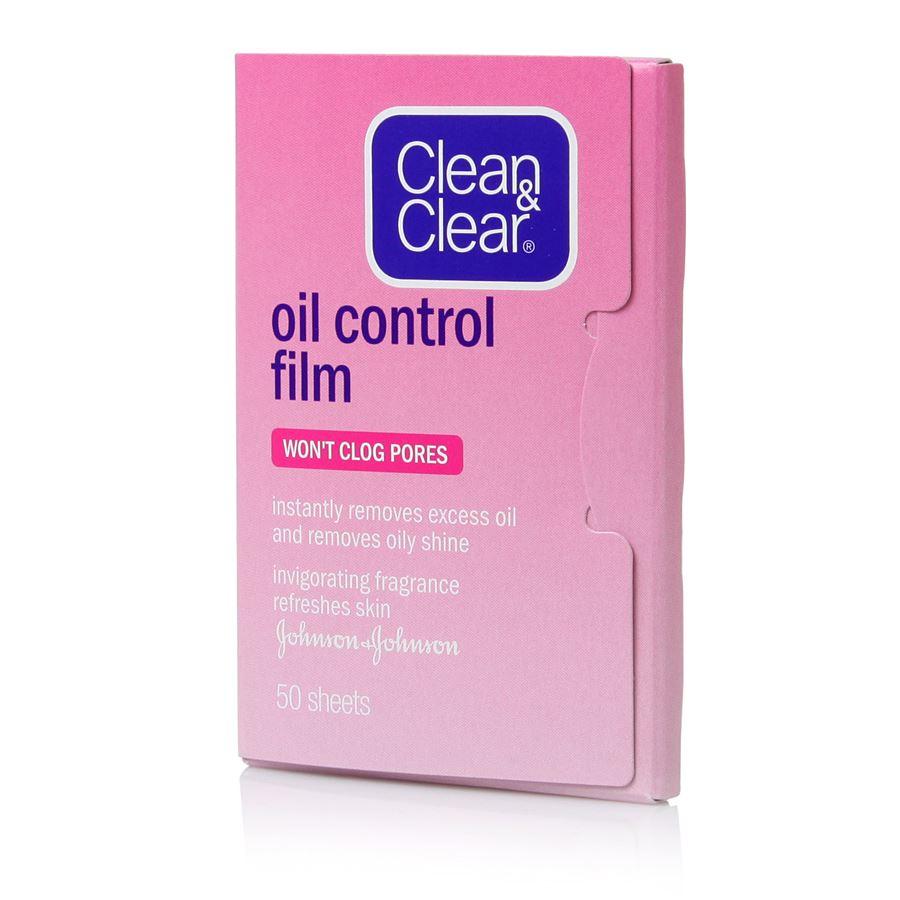 Clean & Clear Pink Oil Control Film