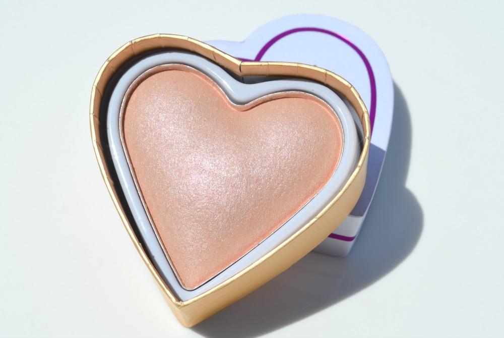 Makeup Revolution I Heart Makeup Blushing Hearts Goddess Of Love