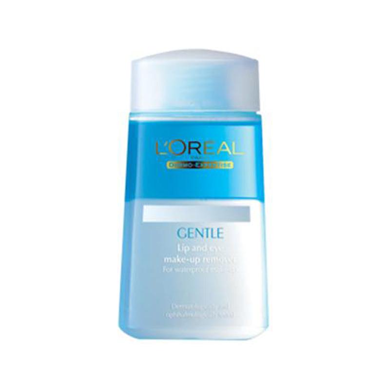 L'Oreal Paris Dermo-Expertise Gentle Lip & Eye Make-Up Remover 125ml