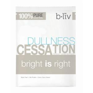 b.liv Bright Is Right - Dullness Cessation Original Japan Silk Mask (7pcs)