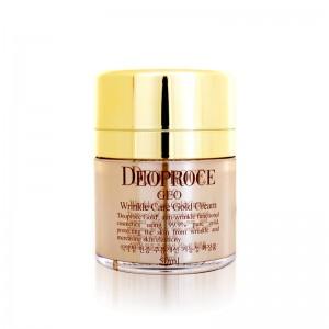 Deoproce GEO Wrinkle Care Gold Cream (Night) 50ml