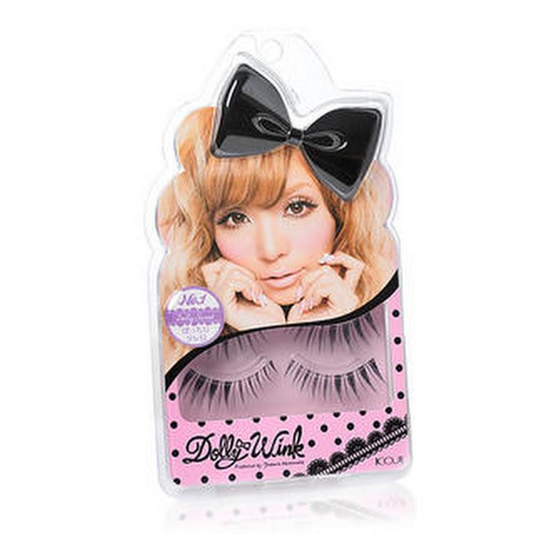 9eb3d6d9dda Koji Dolly Wink Japan False Eyelashes 01 Dolly Sweet by Dolly   Favful