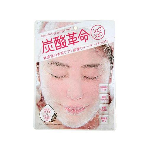 Tansan Kakumei Carbonated Water Mask- Single