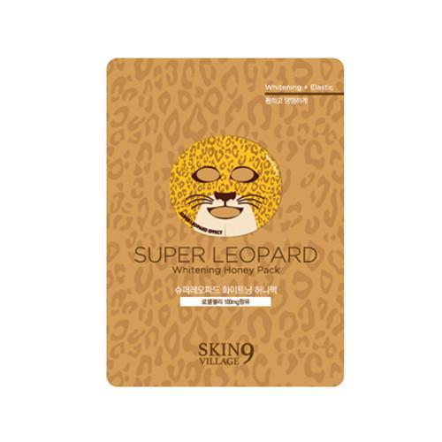 Skin 9 Animal Mask Leopard