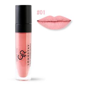 Golden Rose Longstay Liquid Matte Lipstick 01 By Golden Rose