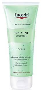 Gel Tẩy Tế Bào Chết Ngăn Ngừa Mụn 🍊EUCERIN Pro ACNE Solution SCRUB🍊100ml