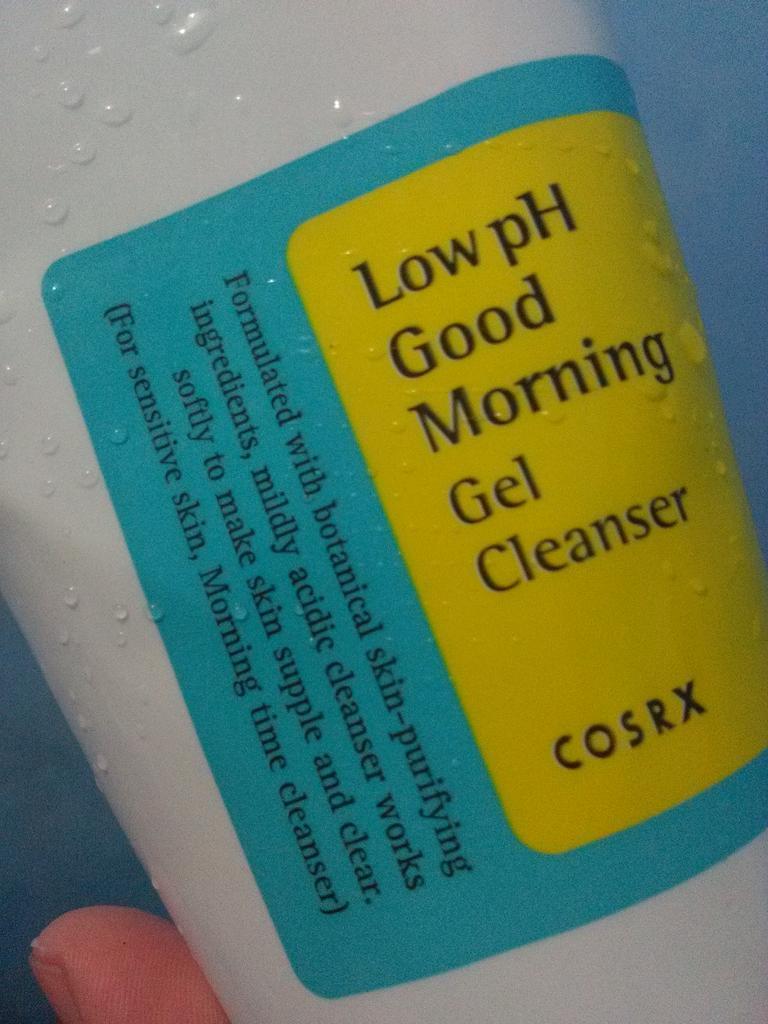 Cosrx low ph